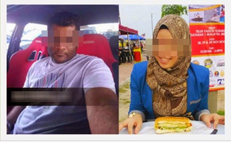 2 GAMBAR Lelaki India Meniduri Dan Murtadkan Gadis Melayu Di buru