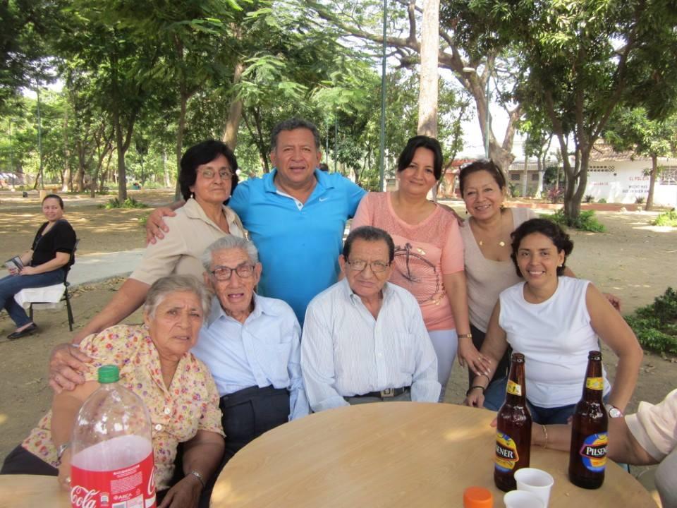 Familia de Jorge Luis Quevedo Bustamante
