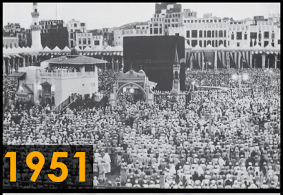 The Kaba in Makkah : It's size and history