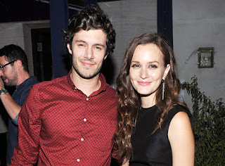 Adam Brody and Leighton Meester married
