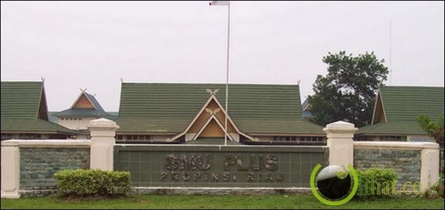SMA Negeri Plus Riau