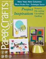 Papercrafts & Scrapbooking Magazine