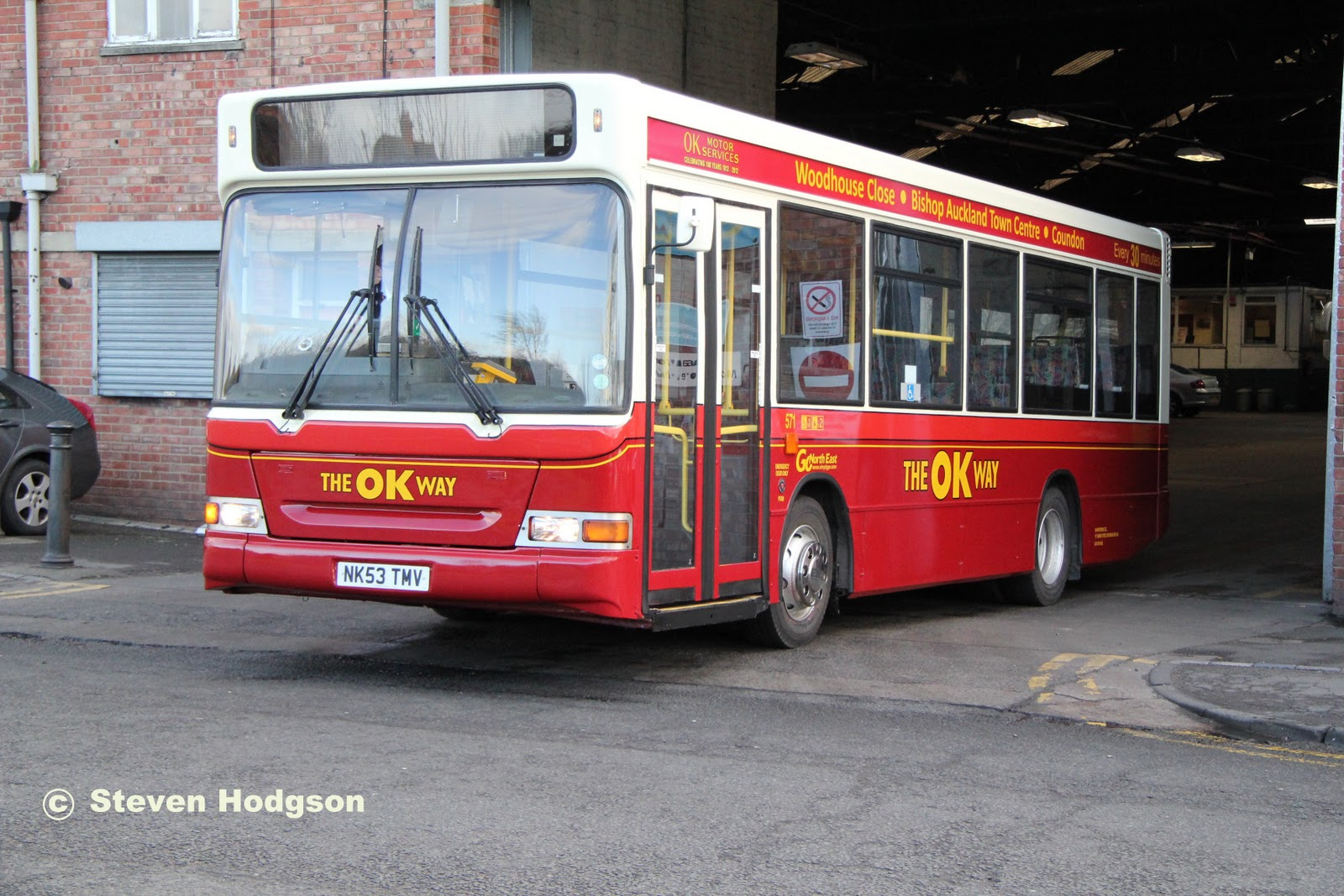 Focus Transport Ok Livery Revived