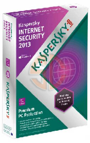 Kaspersky Internet Security 2013 v13.0.1.4190 + One Year License Key