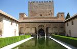 Alhambra, sensaciones y vivencias.