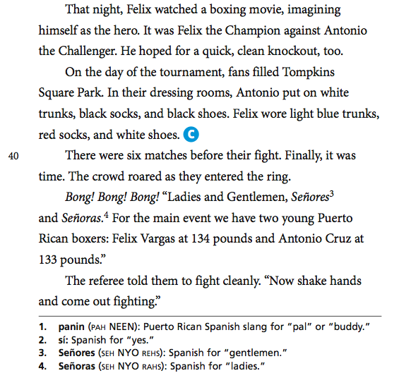 the superiority of felix as a boxer over antonio in amigo brothers by piri thomas
