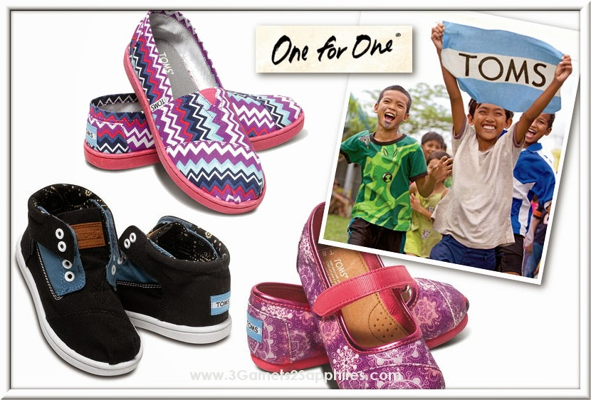 TOMS One for One Movement