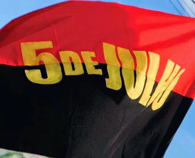 JUVENTUDE 5 DE JULHO - RJ