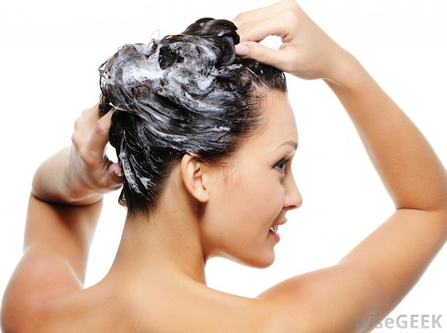 Shampoo Your Hair The Best Way