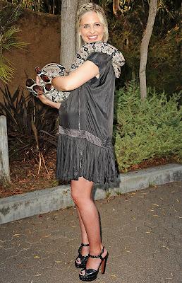 Sarah Michelle Gellar Image 2012