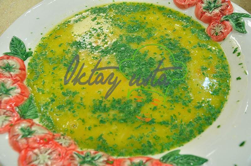 Zencefilli Sebze Çorbası Tarifi