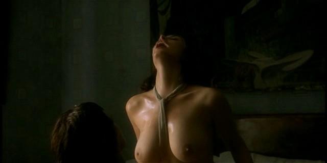 hot naked girls having bouncy sex