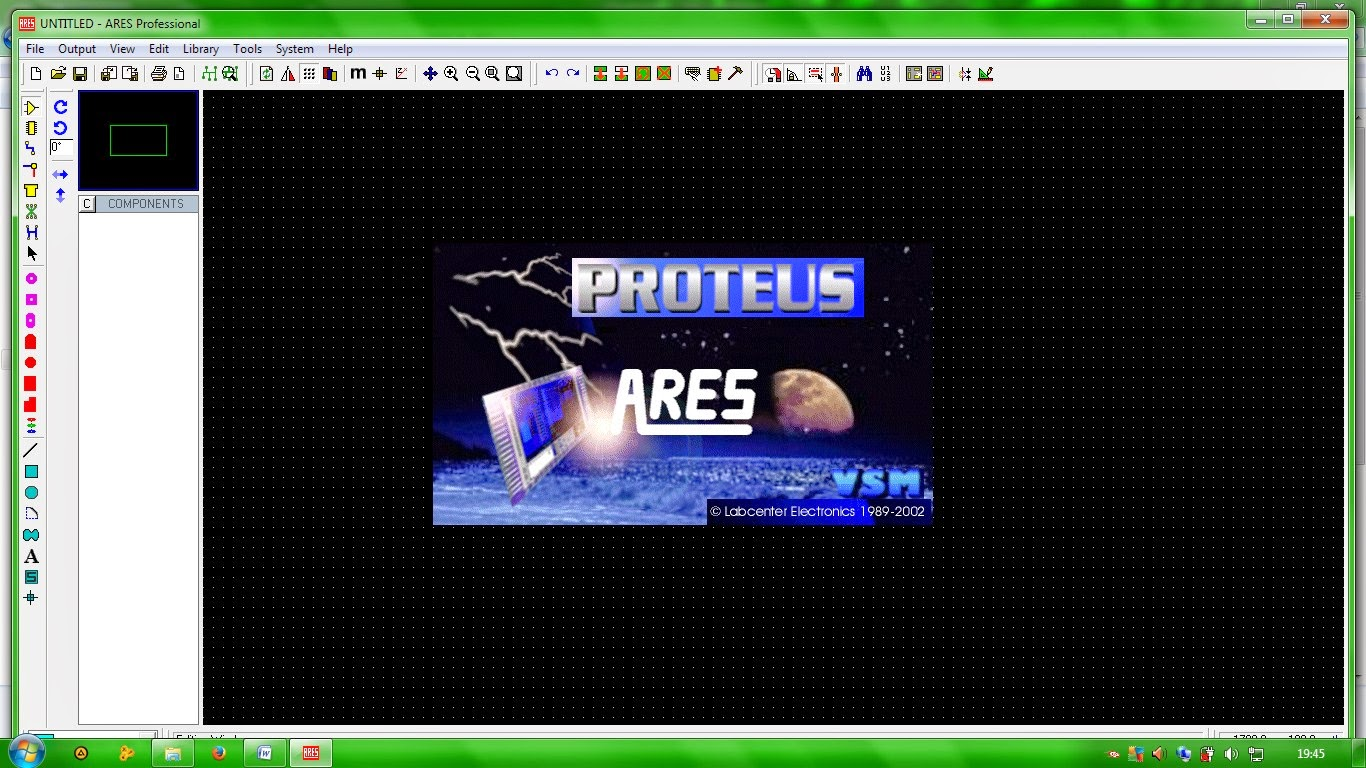 Download Proteus 6 Professional ARES