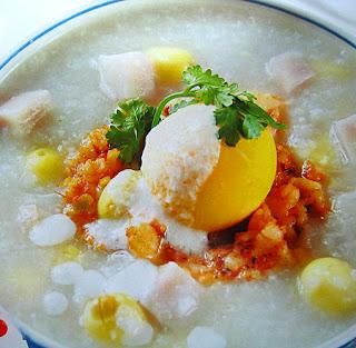Cháo trứng dinh dưỡng cho bé biếng ăn