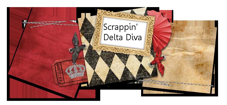 Scrappin' Delta Diva