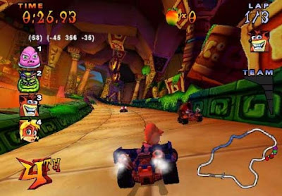 Free Download Games Crash Team Racing Full Version For PC