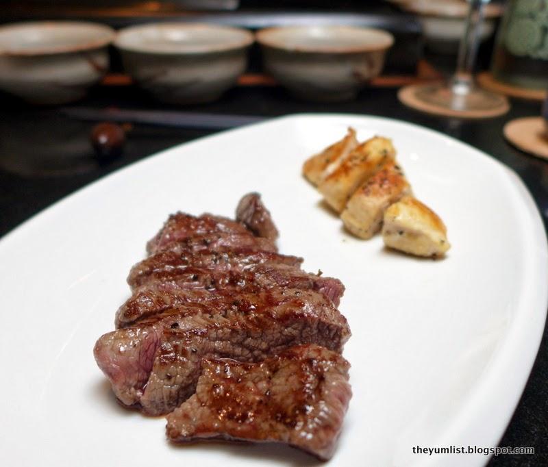 Tenkai Japanese Restaurant, Padma Resort Bali at Legian