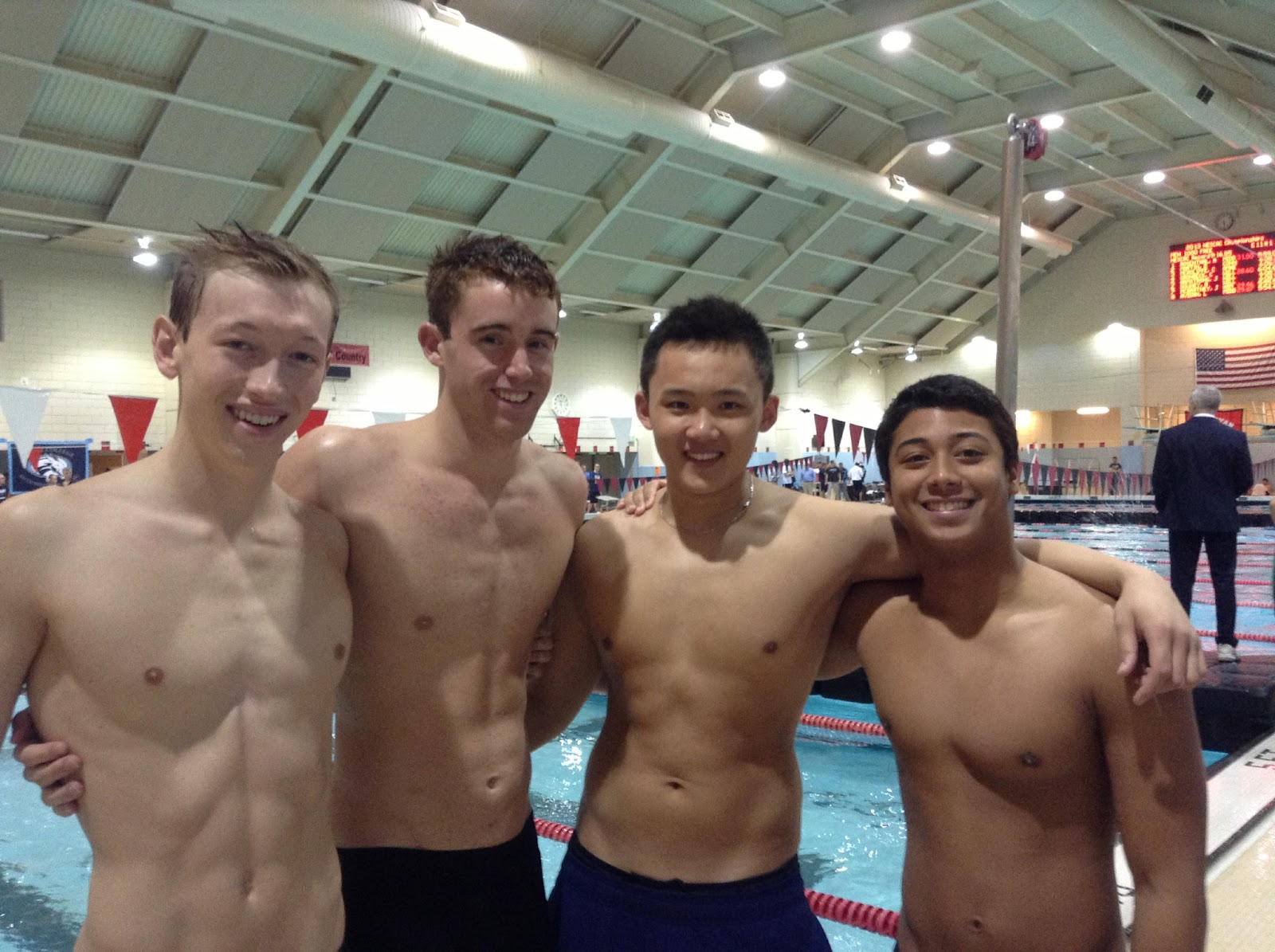 Trinity college swimming diving nescac 39 s day 2 200 - Trinity college swimming pool timetable ...
