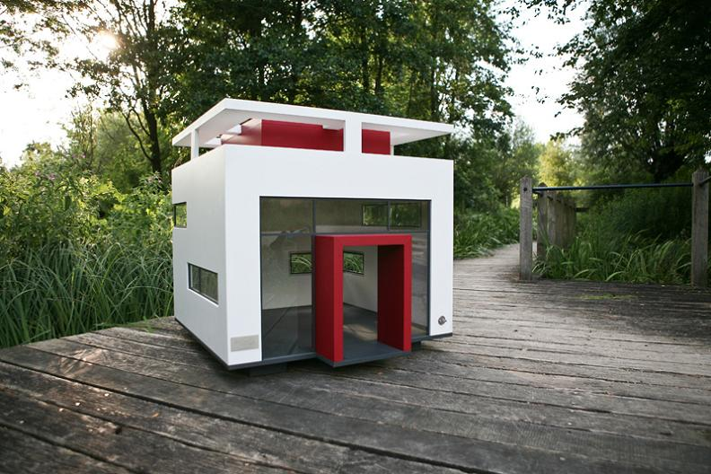 Cool And Creative Dog Mansions 15 5