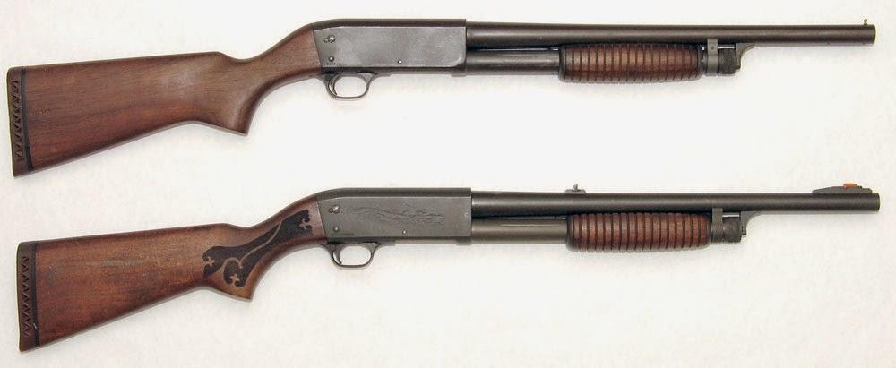 Ithaca 37 Shotgun