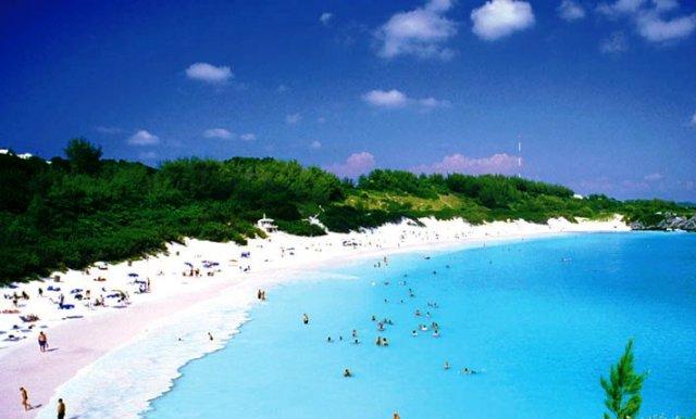 Pantai Paling Indah dan Mempesona - Pantai Horseshoe Bay