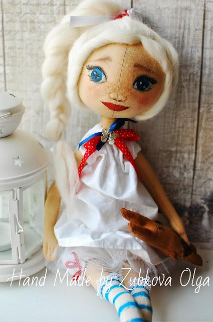 кукла-тыквоголовка,кукла