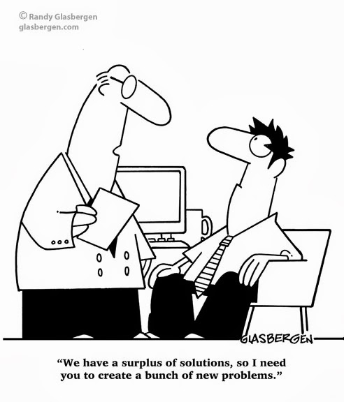 Problem Solving Cartoons Improve Yourself Daily