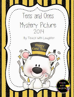http://www.teacherspayteachers.com/Product/Tens-and-Ones-Mystery-Picture-Happy-New-Year-461336
