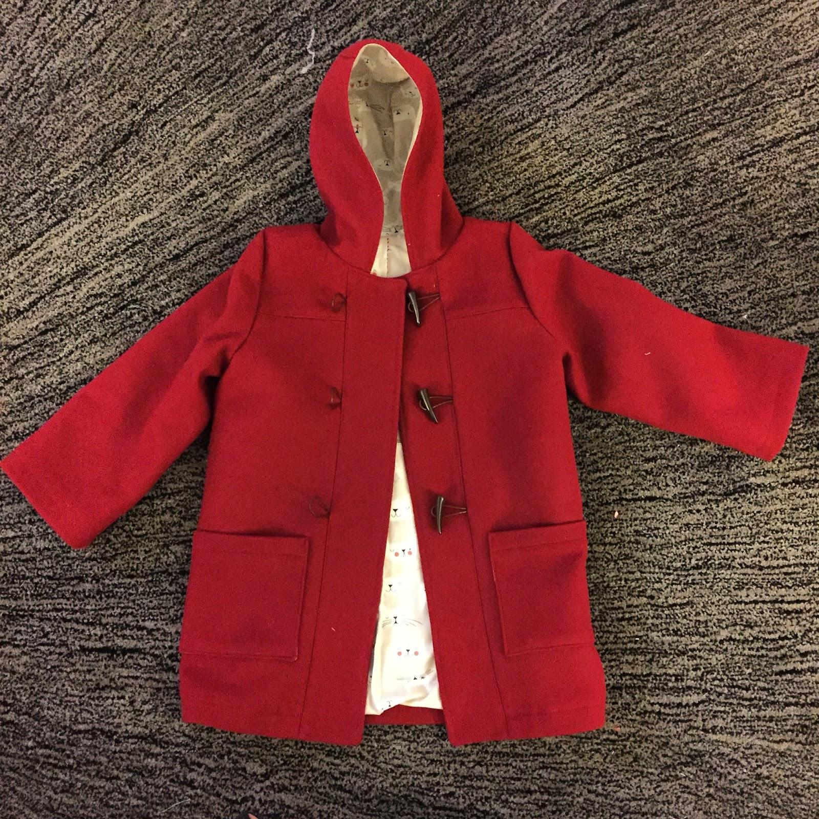 Oliver + S School Days jacket