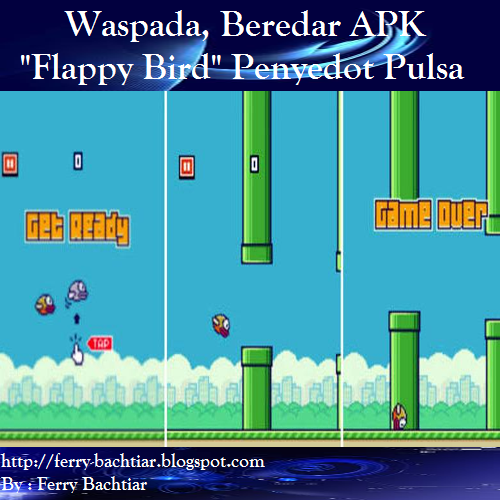 Aplikasi Flappy Bird
