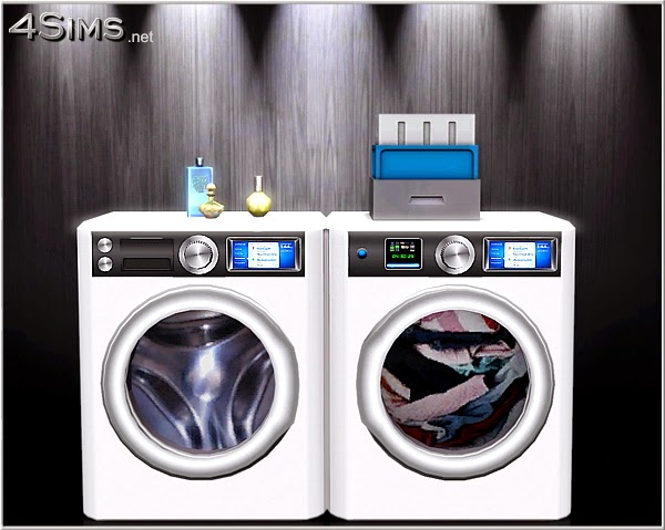 washing machine sims 3