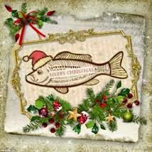 Merry Christmas Da Tabbies O Trout Towne!
