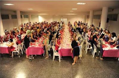 Mulheres judias participam de evento do Dia do Perdão em BH
