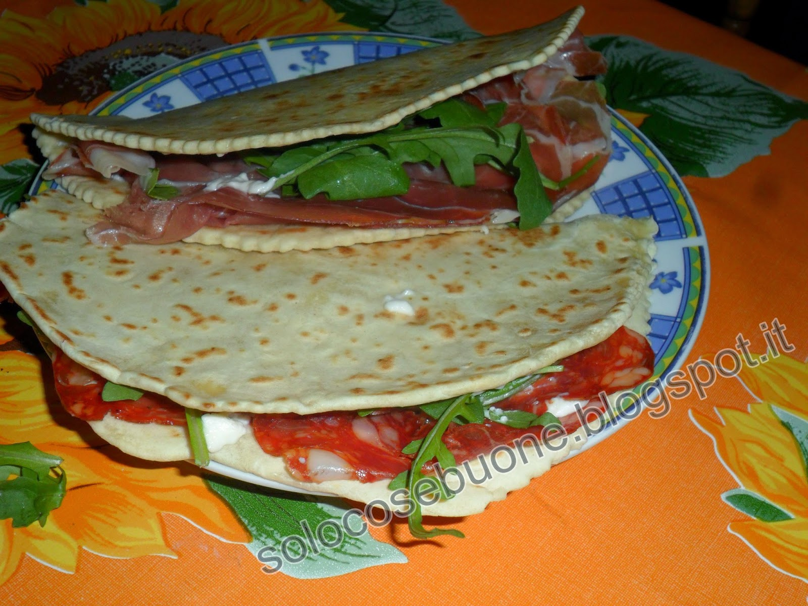 piadine home made