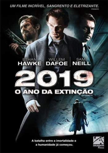 2019: O Ano da Extinção Torrent - BluRay 1080p Dublado