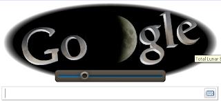 Google Lunar Eclipse 2011