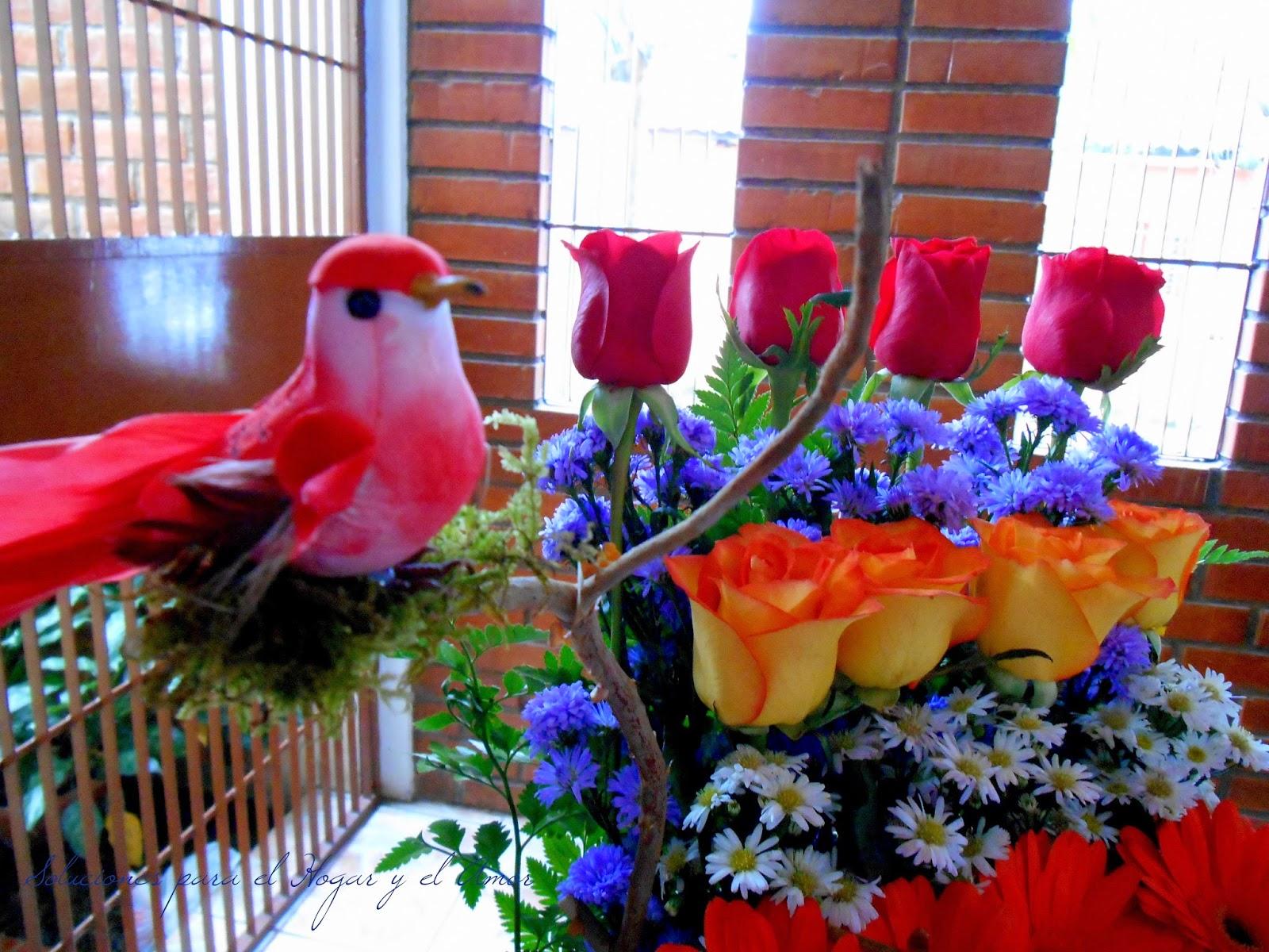 Regalo Sorpresa Inesperado!!! Un bello arreglo floral
