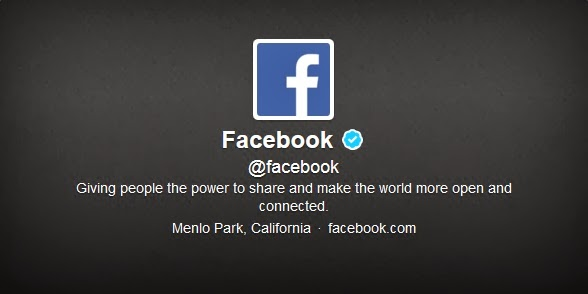 Facebook Twitter Page