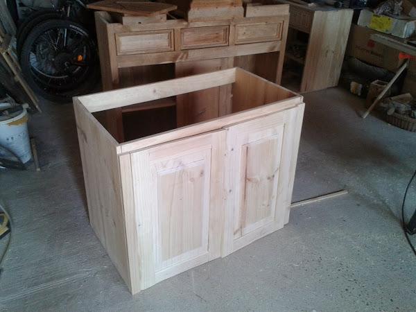 Fregadero bajo encimera hacer bricolaje es for Mueble bajo fregadero