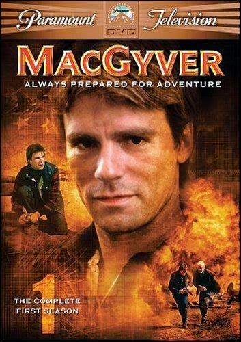 MacGyver Serie Completa Español Latino
