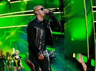 """Wisin #1 en los Americas Music Charts con """"Que viva la vida""""."""
