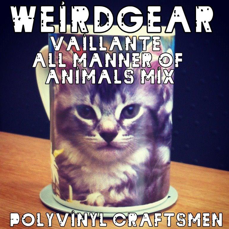 Polyvinyl Craftsmen Polyvinyl Craftsmen Guest Mix Weirdgear