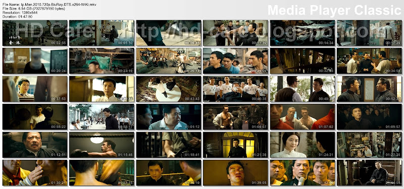 Ip Man 2 2010 video thumnails