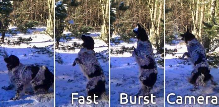 Camera Burst