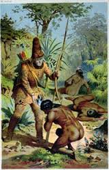 robinson crusoe and his relationship with friday