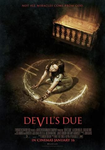 Ver Heredero del Diablo (Devil's Due) (2014) Online
