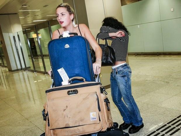 Paparazzi: FKA Twigs: returning to Brazil