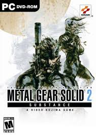 Free Download Metal Gear Solid 2 Substance PC Full