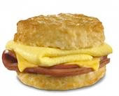 Fried Bologna Biscuit