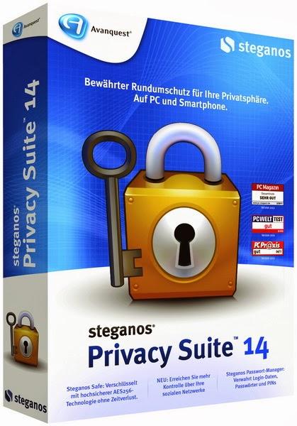 Steganos Privacy Suite 16.1.0 Revision 11148